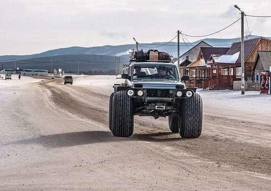 off-road-trucks
